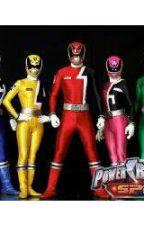 Power Ranger S.P.D (Sky x reader) by CrystalDarkrose
