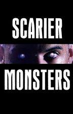 Scarier Monsters by spooky-unicorn
