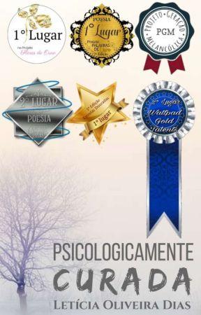 Psicologicamente Curada [Volume II] by Leticia_Oliver_Dias