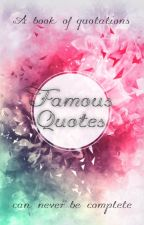 Famous Quotes by katieishere