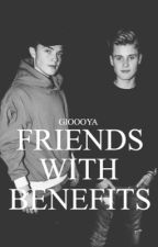 Friends with benefits (B-Brave) by gioooya