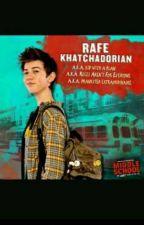 Bad Girl (Rafe Khatchadorian X Reader) by Superflash53