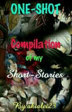 ONE SHOT(COMPILATION OF MY SHORT STORIES) by akialei23