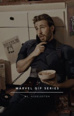 marvel gif series by -hiddleston