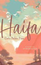HAIFA by ariskakhurnia