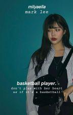 basketball player // mark lee by ahkilu