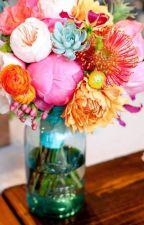 Język pastelowych kwiatów by Aldern