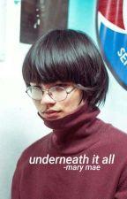 Underneath It All » Unique Salonga by princess-reject