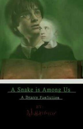A Snake is Among Us - a Drarry fanfiction by redvelvetrocker