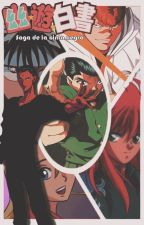 Yu-Yu Hakusho: Saga de la cinta negra. by Heartilly_