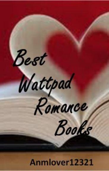 Best Wattpad Romance books