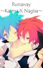 Runaway ~Karma X Nagisa~ [Short Story] by Pluto_E