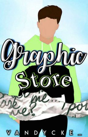 Graphic Store. ||O P E N|| by Vandycke_