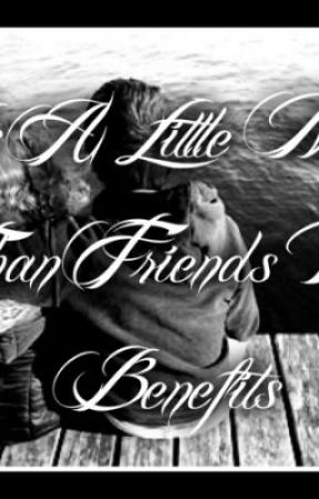 are we friends with benefits or more