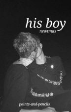 his boy  // newtmas & dylmas // editing by paints-and-pencils