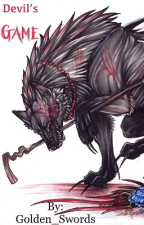 Devil's Game (Sans x Demon! Wolf! Reader) Completed