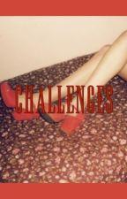 challenges - luna lovegood by deIIbeII