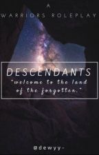descendants (warriors roleplay)  by dewyy-