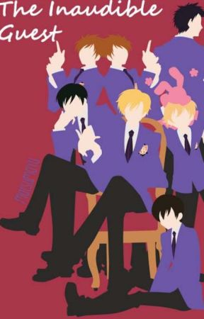 The Inaudible Guest-Ouran High School Host Club Fanfiction by finndillydinn
