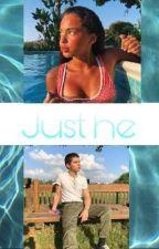 Just He  •W/SG• by Jenna__Gwd