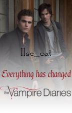 Everything has changed (The vampire diaries) by ilse_cat
