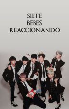 7 bebés reaccionando; bts by Itsnoonatrash