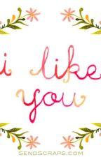 I Like You by 1SweetBlossom