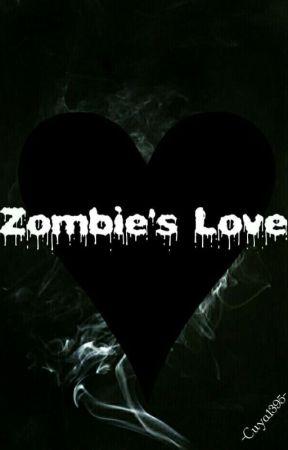 Zombie's Love by -Cuya1395-