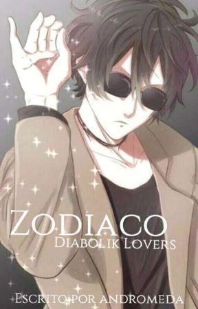 Zodiaco; Diabolik Lovers by a-andromeda