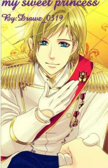 my sweet princess (prince x maid! reader) - I'm not