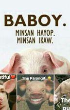 Hugot Ng Mga Piggy 🐽 by Labyu_14