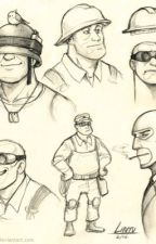 Assorted TF2 Reader Inserts by SunnySkyes