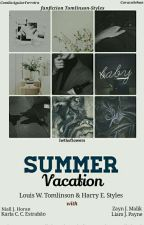Summer Vacation (lwt+hes)  by lwthsflowers