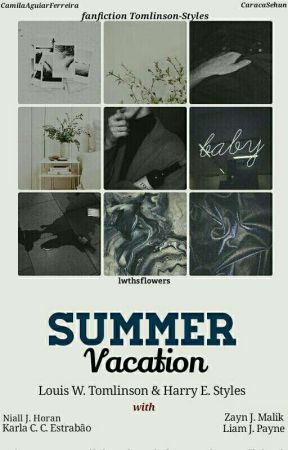 Summer Vacation (lwt+hes)   EM HIATUS by lwthsflowers