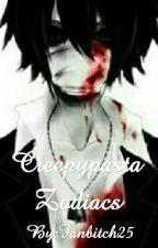 Creepypasta Zodiacs by XxOneEyexX