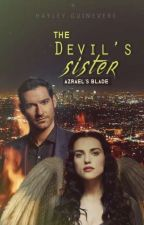 The Devil's sister by Rosalieamy