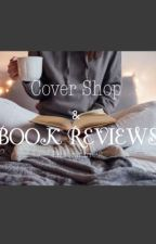 Cover Shop And Book Reviews (OPEN) by rainbowparrot2