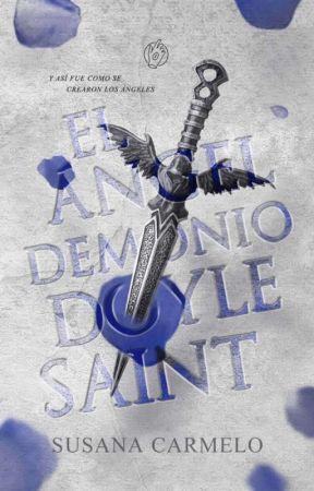 El ángel demonio, Doyle Saint by _Iwant_truelove_