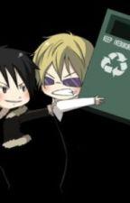 Tough Love (Shizuo x Reader x Izaya) by Anime_Wolf_Leo88