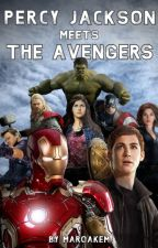 Percy Jackson meets the Avengers by maroakem