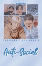 anti-SOCIAL » y.k by myglossier