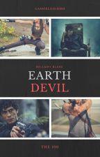 Earth Devil   Bellamy Blake by cassieleighhh