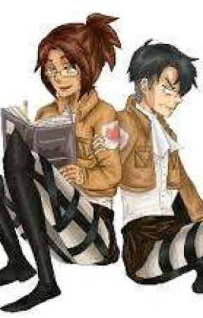 Melting In A Heart-Hanji X Levi{Modern}  by GamerGirlWP