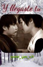 Y LLEGASTE TÚ (HyunSaeng) by pame_yes_vit