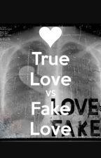 True love VS fake love by JacobSartoriusBoy