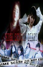 High school Diary by bluemonstermushie