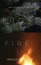 Frost and Fire // Loki X OC pt.1 by Swallow_Steve