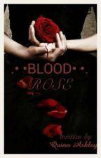 Blood rose by Quinn_Ash