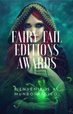 Fairy Tail Awards by FairyTailEditions