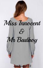 Miss Innocent & Mr Badboy by cuteNcozy123